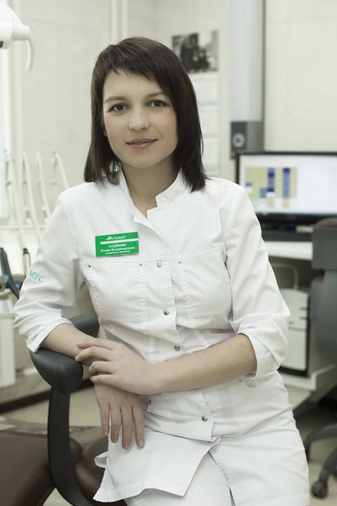 врач Олейник Юлия Владимировна
