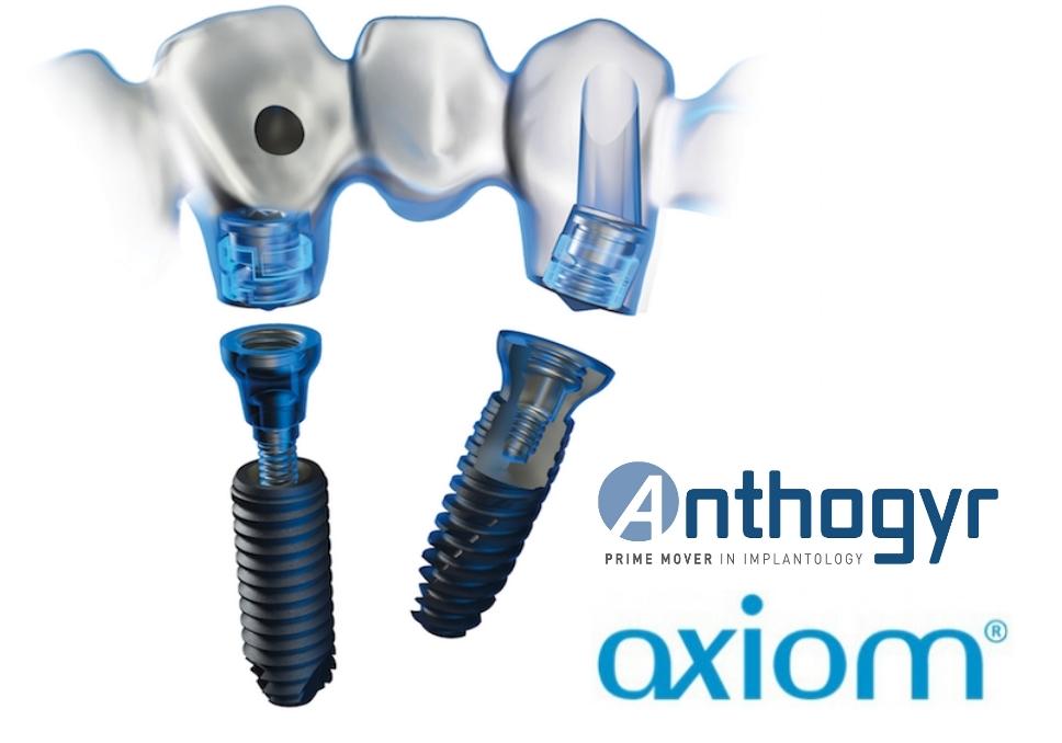 Импланты Anthogyr Axiom