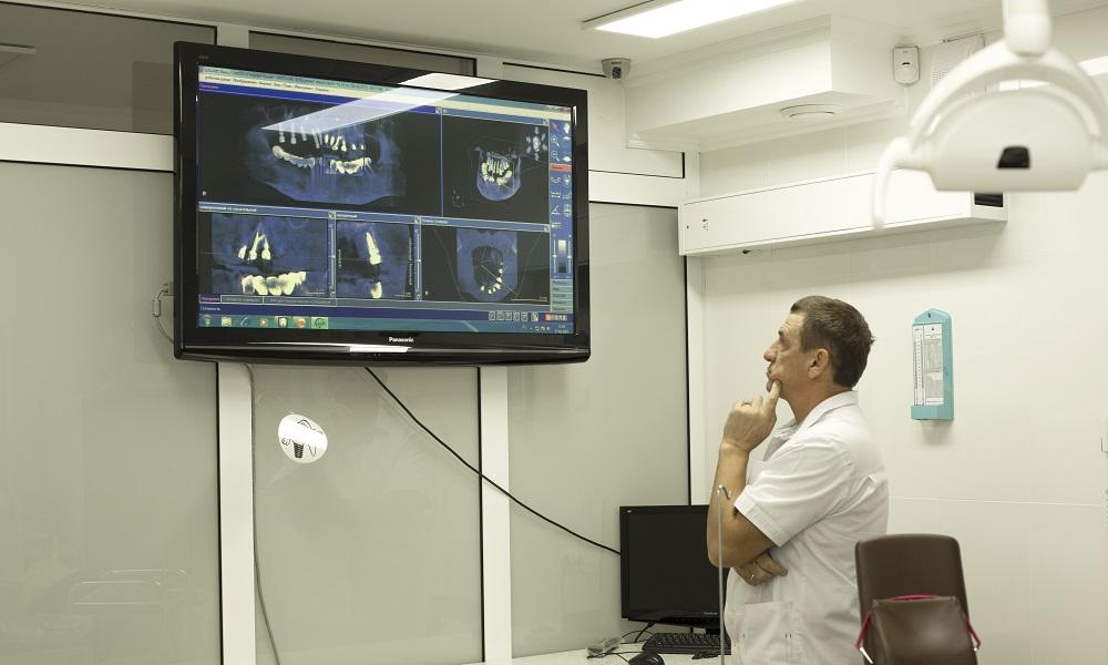 Диагностика зубных заболеваний