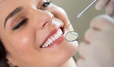 Лечение и чистка зубов