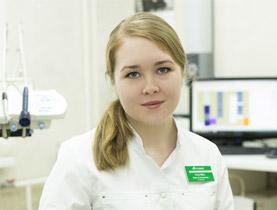 Сазонова Анна Алексеевна
