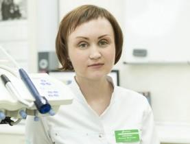 Врач Юферова Наталья Витасовна